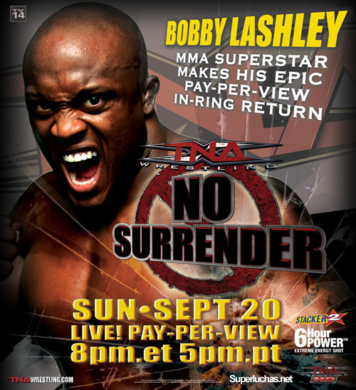 TNA No Surrender 2009 PPV HDTV XviD [Desidhamal com] preview 0