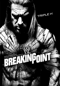 Poster WWE Breaking Point 2009