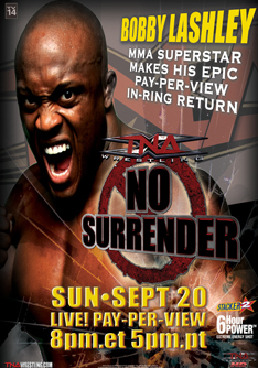 TNA No Surrender 2009
