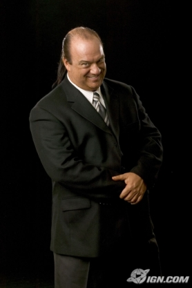 Paul Heyman / www.ign.com