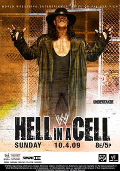 Hell in a Cell 2009 / Wikipedia.org