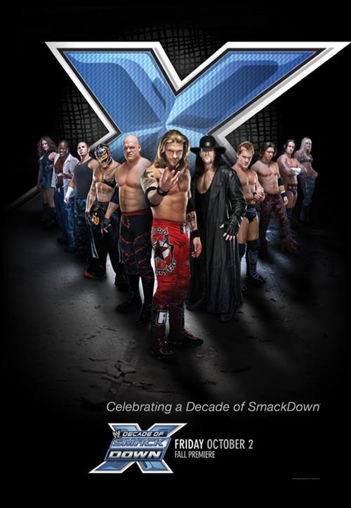 Decade of Smackdown / wwe.com
