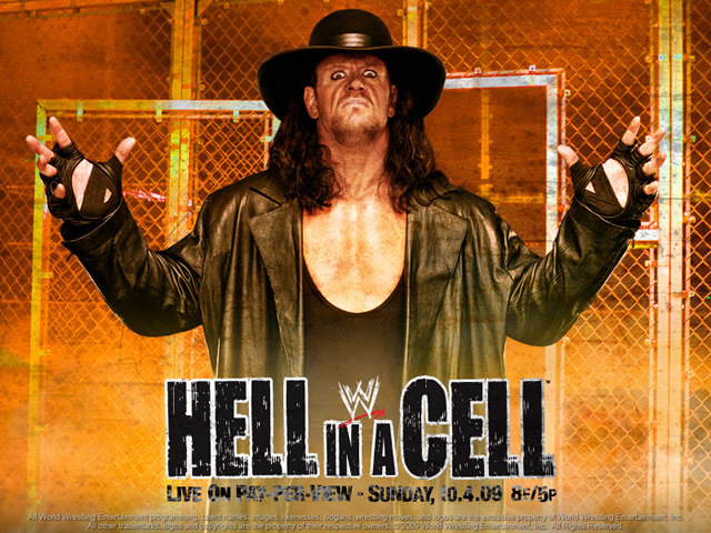 Hell in a Cell 2009 / wwe.com