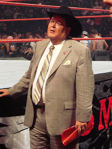 Jim Ross (2007) / Photo by Mshake3 - Wikipedia.org