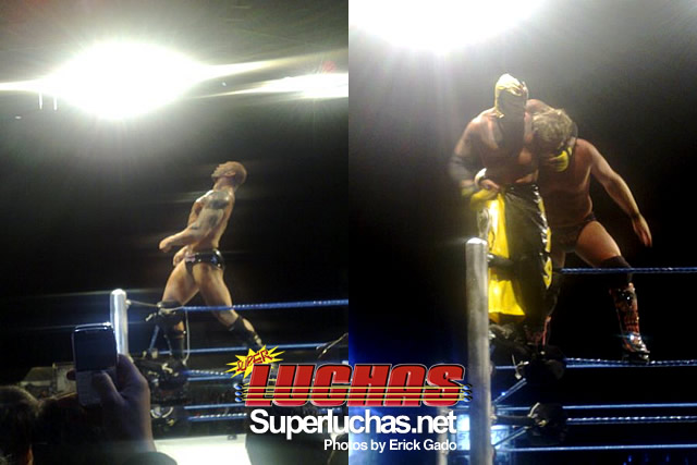 Tour Survivor Series Smackdown/ECW en Puebla (16 octubre 2009) / Photo by Erick Gado