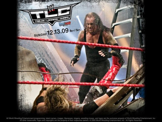 TLC: Tables, Ladders & Chairs (Mesas, escaleras y sillas)