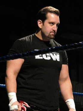 Tommy Dreamer / Photo by Mshake3 @Wikipedia.org