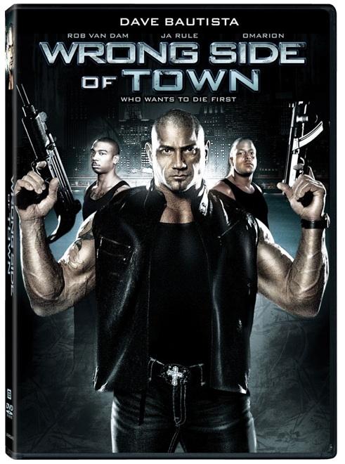 """Portada del DVD """"Wrong Side of Town"""" con Batista y Rob Van Dam Wrong-side-of-town"""