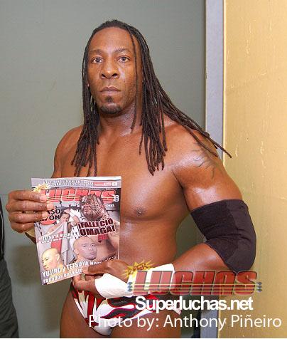 """Perros del Mal (Resultados 16 de septiembre) - Booker T se une a Konnan y a """"La Sociedad"""" 1"""