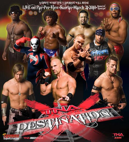 TNA Destinatio X 2010