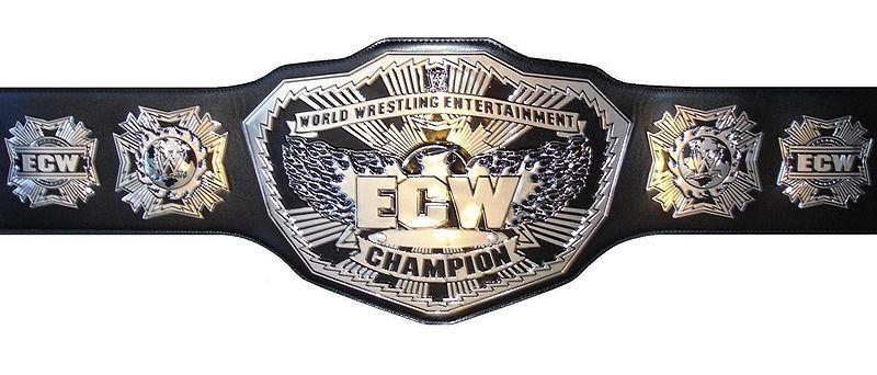 Ezekiel Jackson gana el título ECW en el final de la segunda era ECW 1