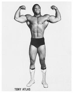 Tony Atlas queda fuera de WWE 1