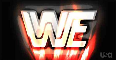 Nuevo Logotipo WWE - USA Network
