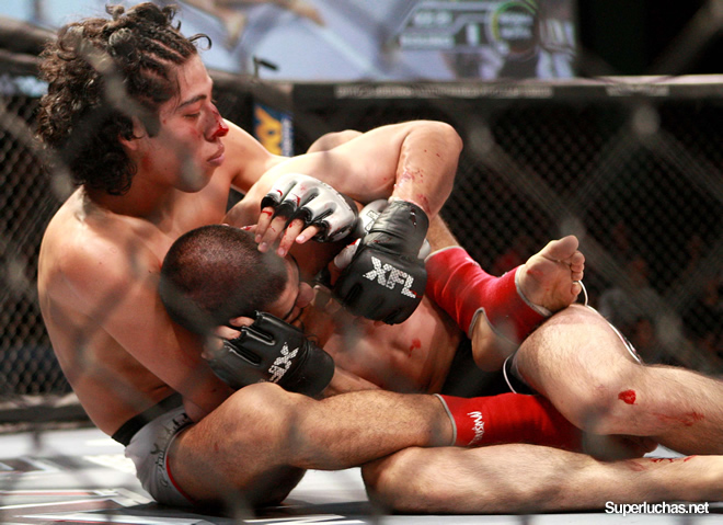 """2 de septiembre, inician los combates por el título """"Campeón de Campeones 2010"""" de XFL 1"""