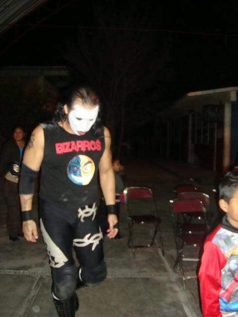 Charly Manson en Puebla/imagen by Maricrúz Martínez