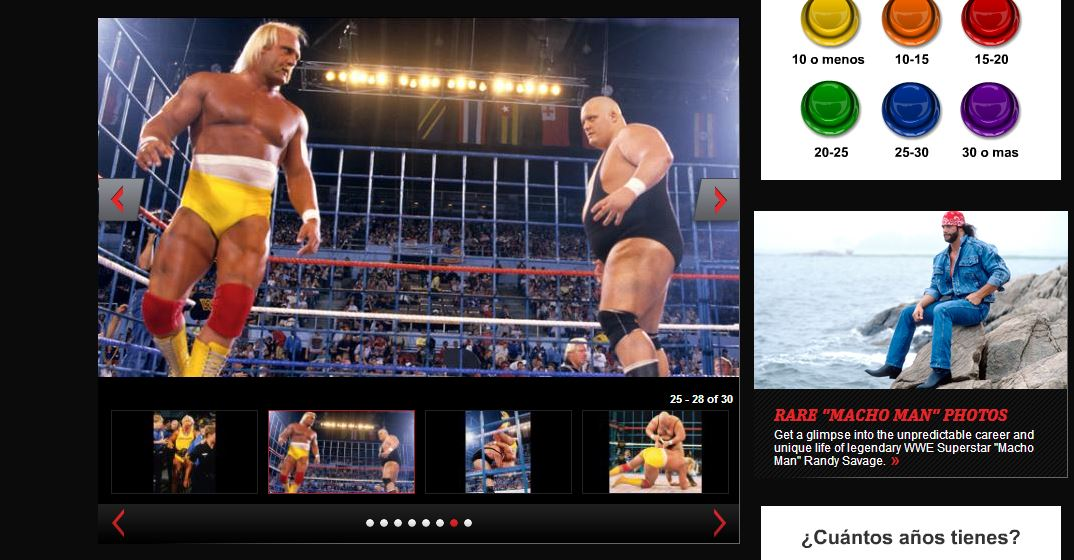 Hogan vs Bundy|wwe.com