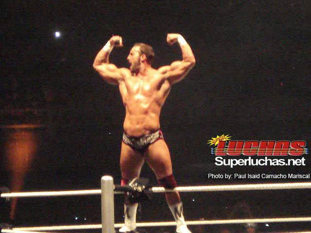 Chris Masters en México - 13 de mayo de 2011 / Photo by: Paul Isaid Camacho Mariscal