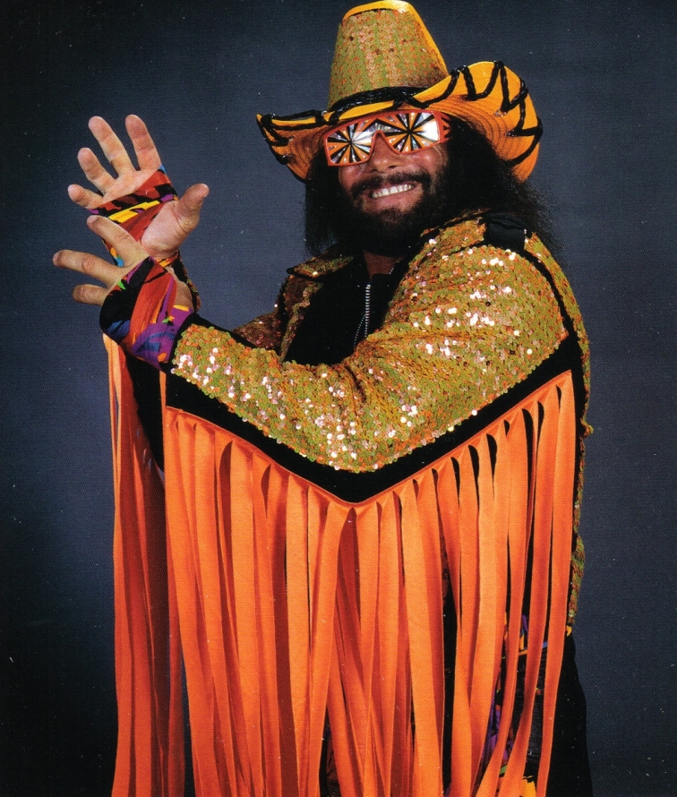 Macho Man Randy Savage (QEPD) / WWE.com
