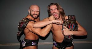 Kings of Wrestling (Chris Hero y Claudio Castagnoli)