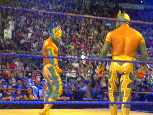 WWE Wrestling: septiembre 2011