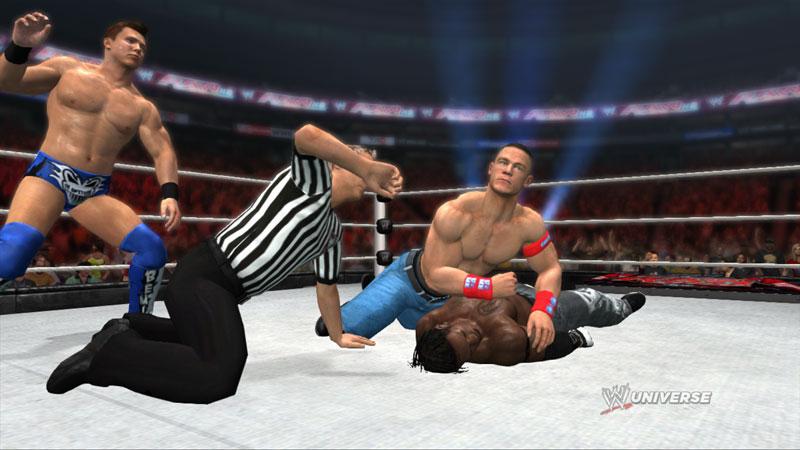 Todo sobre WWE'12