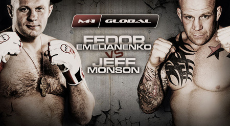Fedor vs. Jeff Monson / MMA