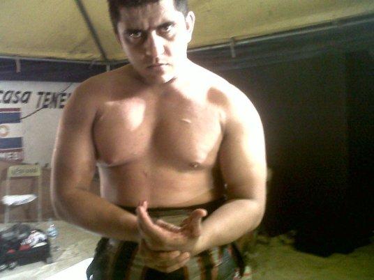 Joe Líder, tras su victoria contra Nicho el Millonario / 14 de nov. - Lienzo Charro de Irapuato / Imagen by Facebook Lucha Libre Triple A