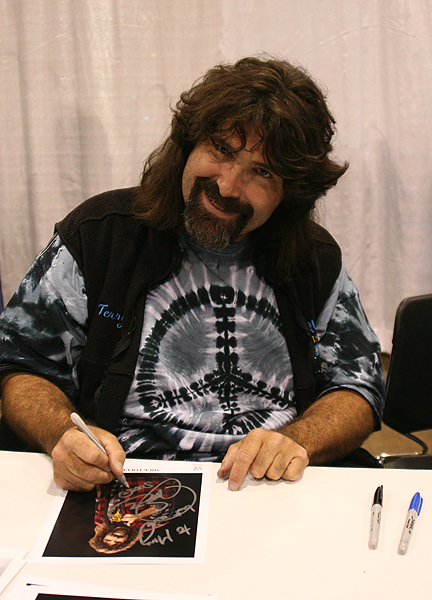 Mick Foley / Photo by: Ming - Wikipedia.org