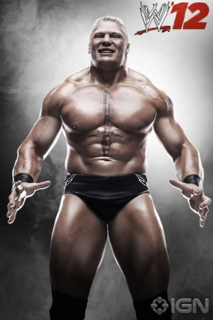 Brock Lesnar WWE 12´/ IGN.com