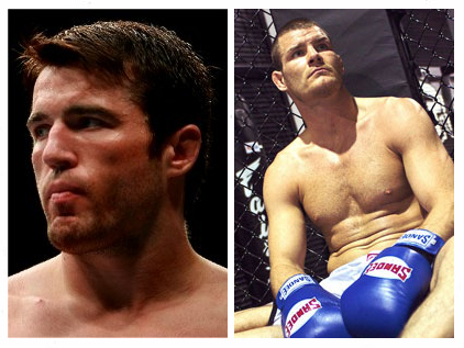 Chael Sonnen vs Michael Bisping / fightinginsider.com