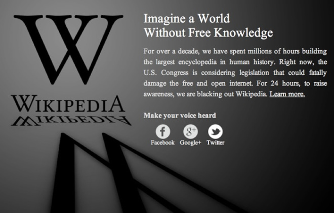 Wikipedia.org /  Blackout