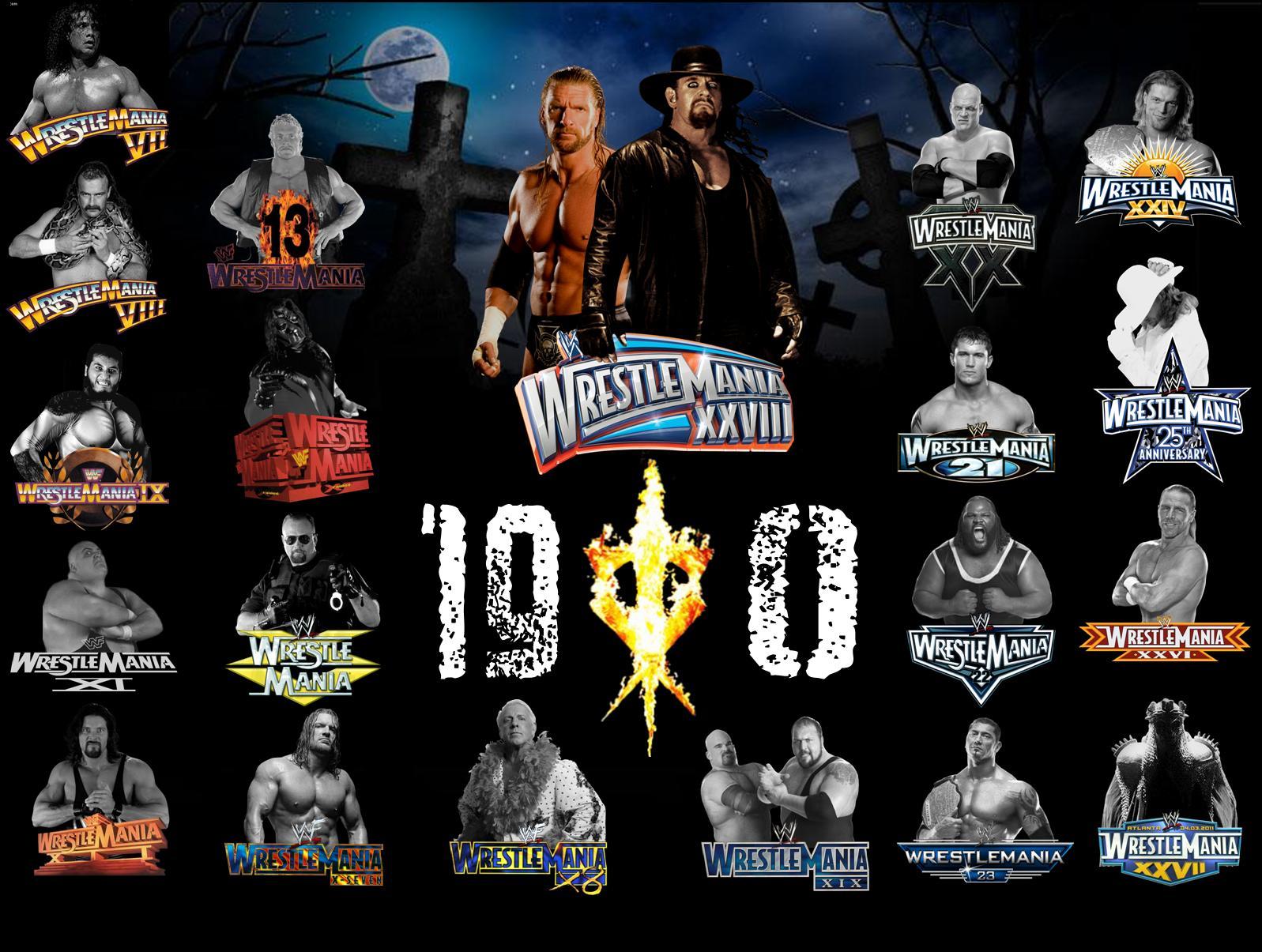 19-0, la actual Racha de The Undertaker rumbo a WrestleMania 28