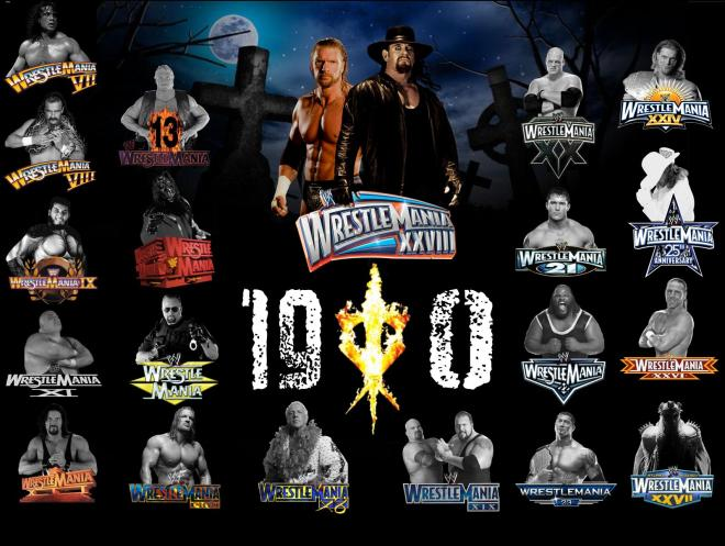 19-0, la actual Racha de The Undertaker rumbo a WrestleMania 28
