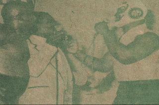 Relámpago Hernández y Astroman