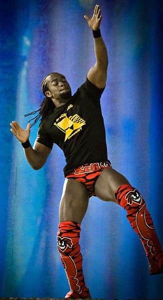 Kofi Kingston / Wikipedia.org