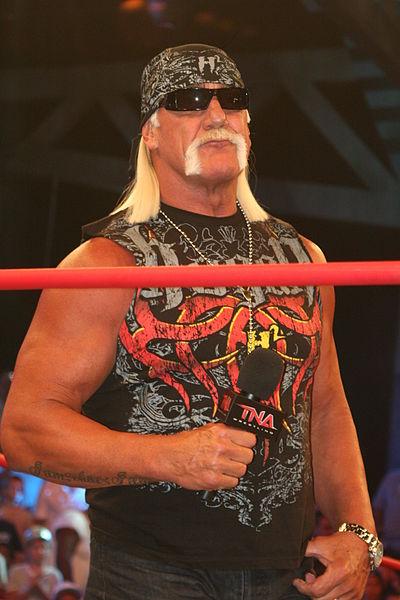 Hulk Hogan / Wikipedia.org
