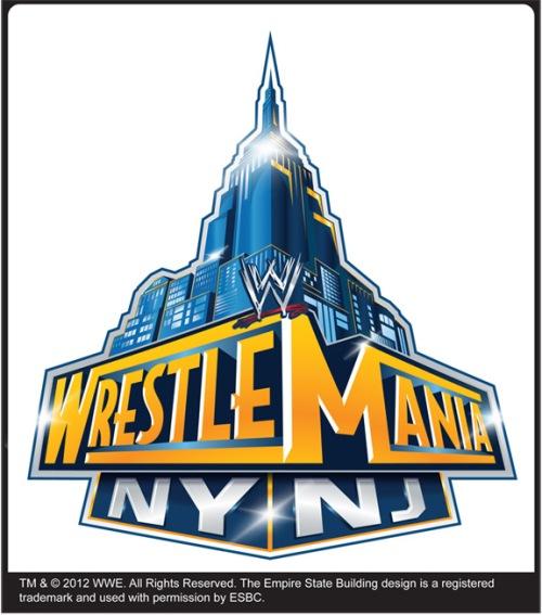 Wrestlemania 29 - Logo oficial - WWE.com