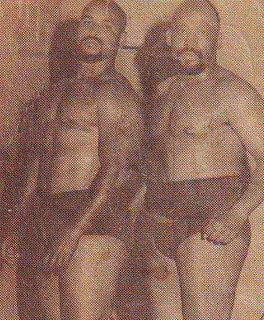 Relámpago Hernández y Thunderman