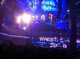 Undertaker 20-0 en Wrestlemania 28