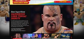 Lord Tensai - WWE.com