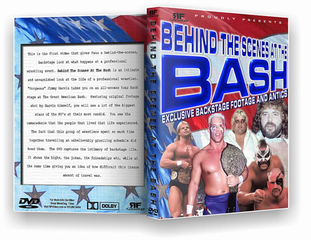 Behind the Scenes at the Bash, era dorada de WCW