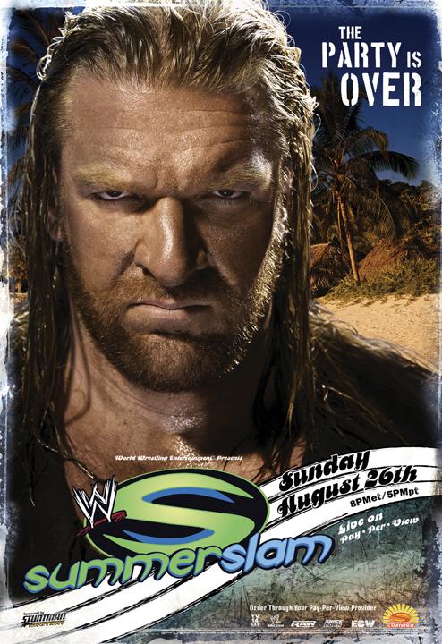 SummerSlam 2007