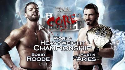 Bobby Roode vs Austin Aries