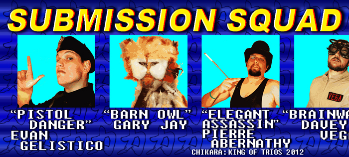 Submission Squad / CHIKARApro.com