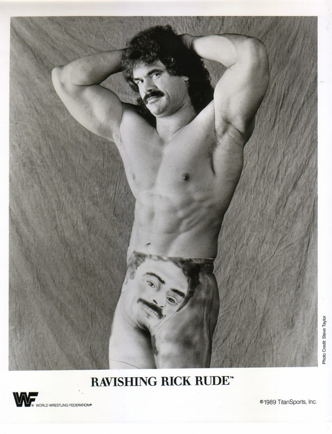 """Ravishing"" Rick Rude / WWE.com"