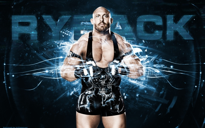 Ryback / wallpaper - WWE