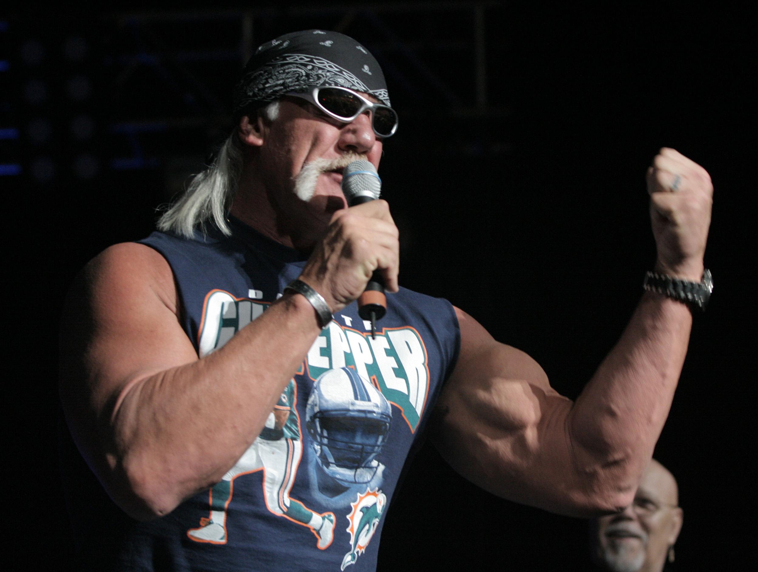 Hulk Hogan (Terry Bollea)