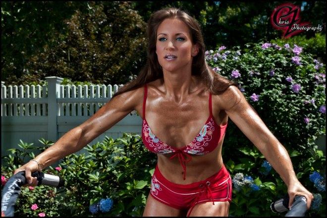 Stephanie McMahon formação / Foto por: Chriz Z Fotografia - RXMuscle.com