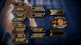 #1 Contender's Tag Team Tournament Semifinals
