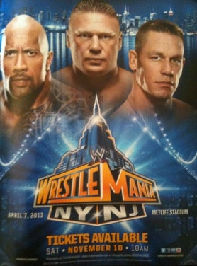 "WWE WrestleMania 29 / ""WWE Magazine"" - PWTorch.com"